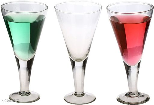 Designer Water Glasses