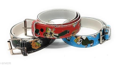 Cartoon Kids Belt