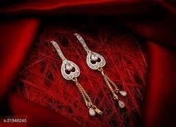 kammal feminine colourful earrings
