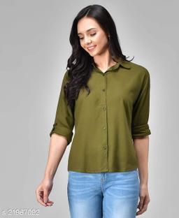 Comfy Ravishing Women Shirts