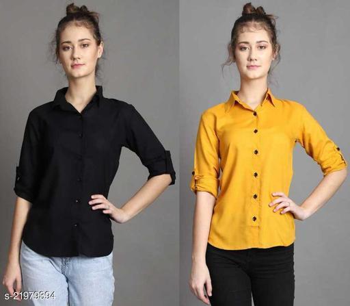 Classy Partywear Women Shirts