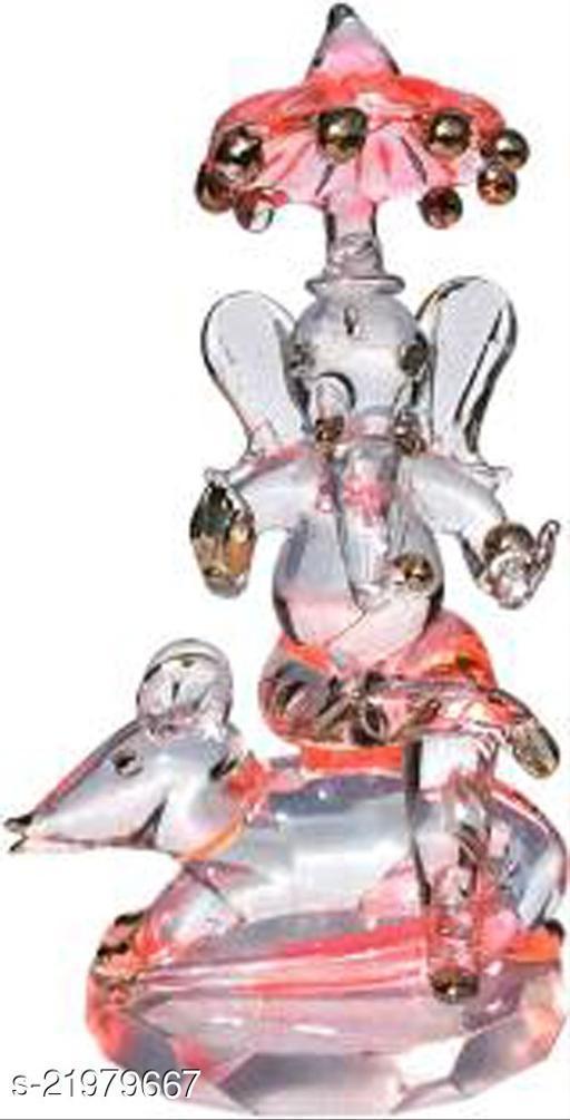 Afast Blessing Ganesha Crystal