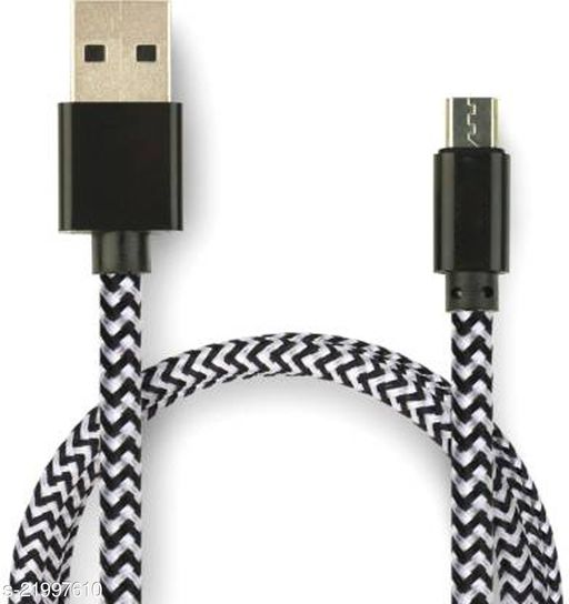 MICRO USB CABLE SPEED UPTO  480 AMP MOBILE, TABLET, SPEAKER, HEADPHONE,CHARGER