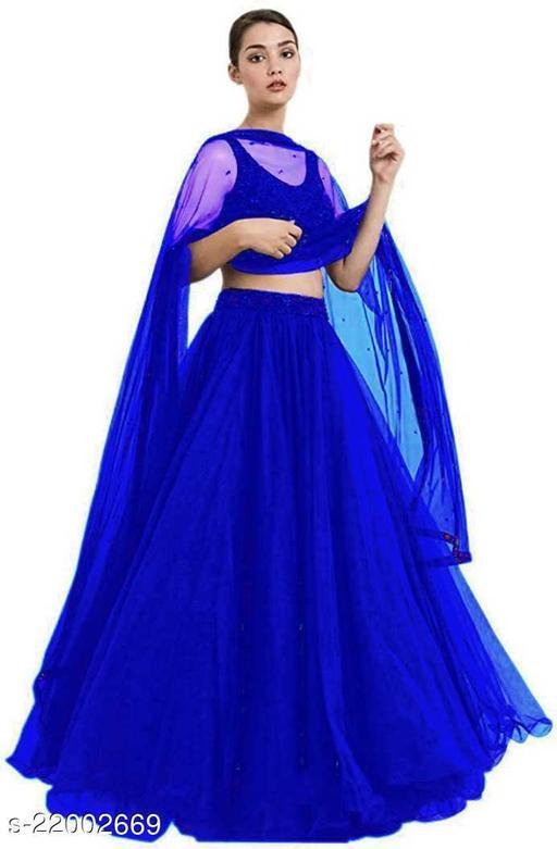 R-Blue King Lehenga SN
