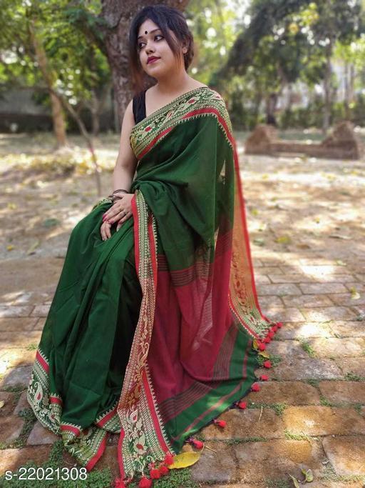 Stylish Naksha Jakart Saree
