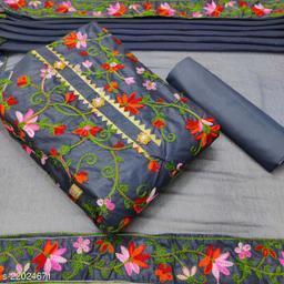 Designer Embroidery work Salwar Suits & Dress Material