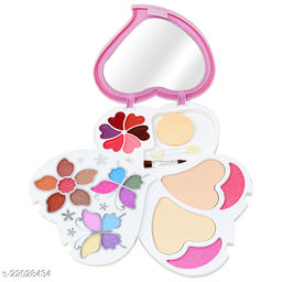 T.Y.A Good Choice India Makeup Kit, 14 Eyeshadow, 2 Blusher, 2 Compact, 6 Lip Color, (6155), 22g With Lilium Hand Cleanser