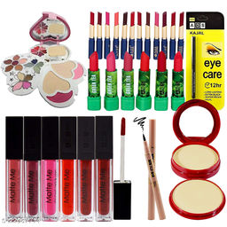 Adbeni Combo - Mars Makeup Kit Perfect For All Skin Type, Pack of 28, (GC1450)