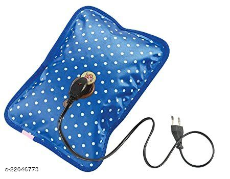 Electric Hot Water Bag, Heating Pad With For Pain Relief - (Mlti Color)