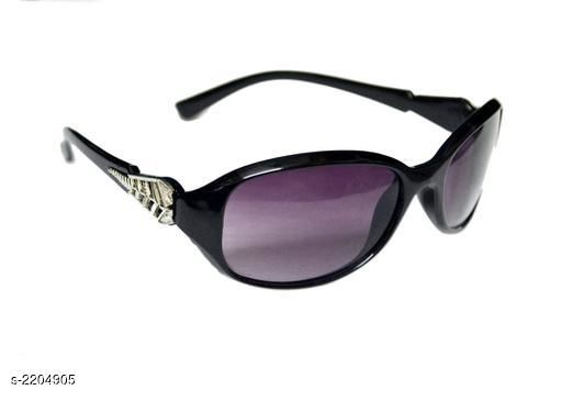Attractive Women's Poly Carbonate Sunglasses