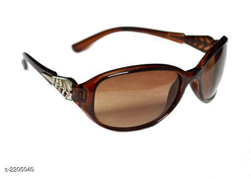 Stylish Women's Poly Carbonate Sunglasses