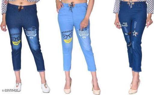 Comfy Fashionable Women Jeans