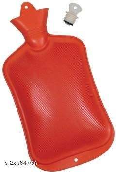 Large Rubber Hot Water Heating Pad Bag for Pain Relief