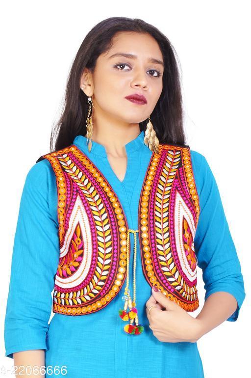 Kashvi Petite Women Ethnic Jackets