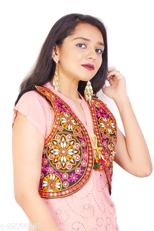 Aishani Fabulous Women Ethnic Jackets