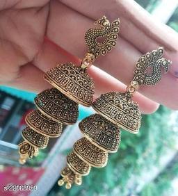 Allure Fusion Earrings