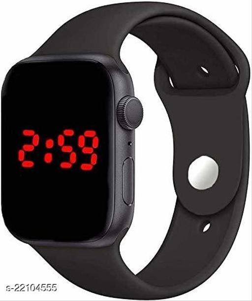 Trendy Digital Unisex Watches