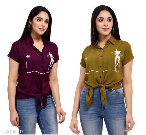 Comfy Designer Women Shirts