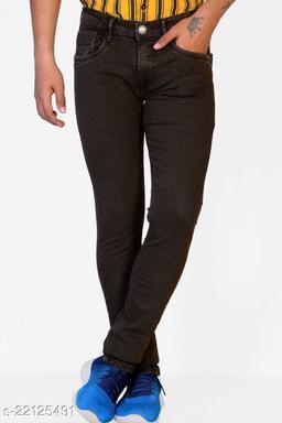 Fashionable Fashionista Men Jeans