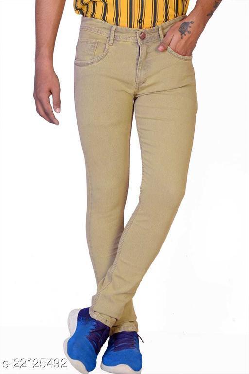 Fancy Trendy Men Jeans