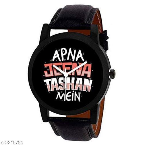 Men's Analog Watch