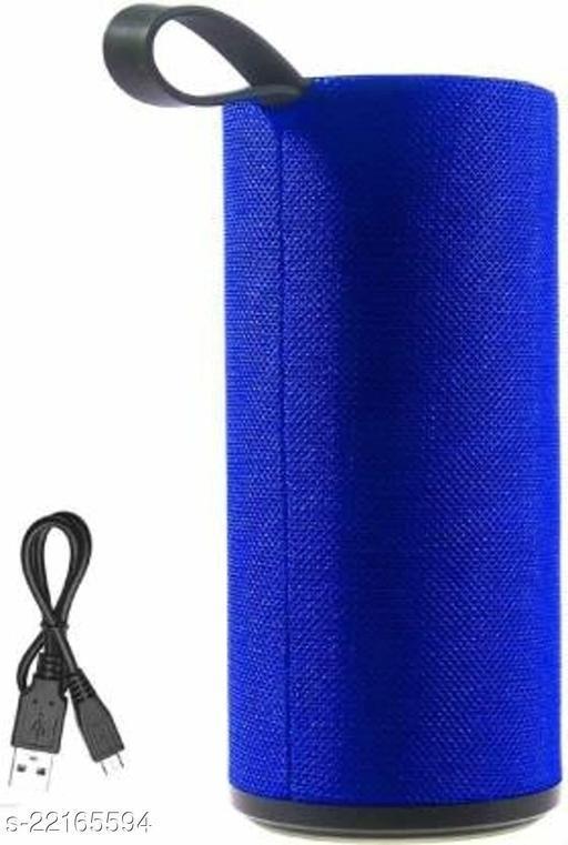 TG 113 15 W Bluetooth Speaker  (Blue, 4.1 Channel)