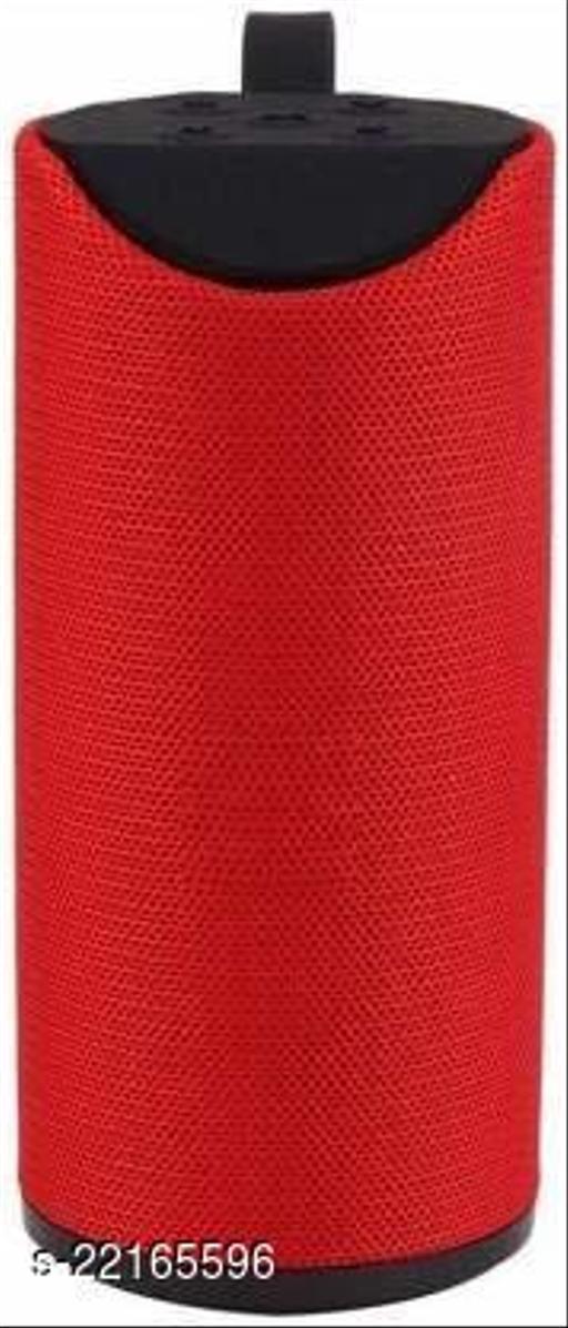 TG 113 15 W Bluetooth Speaker  (Red, 4.1 Channel)
