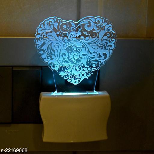 Afast 3D Illusion Desing Multi Colour LED Night Lamp
