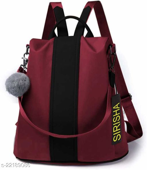 New Backpack For Girls Stylish Latest For Casual Look.