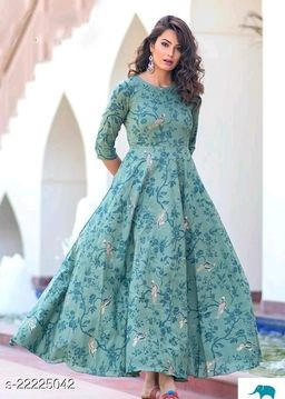 Trendy Gown For Women