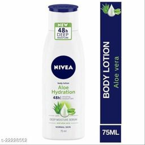 NIVEA Aloe Hydration Body Lotion, 75ml