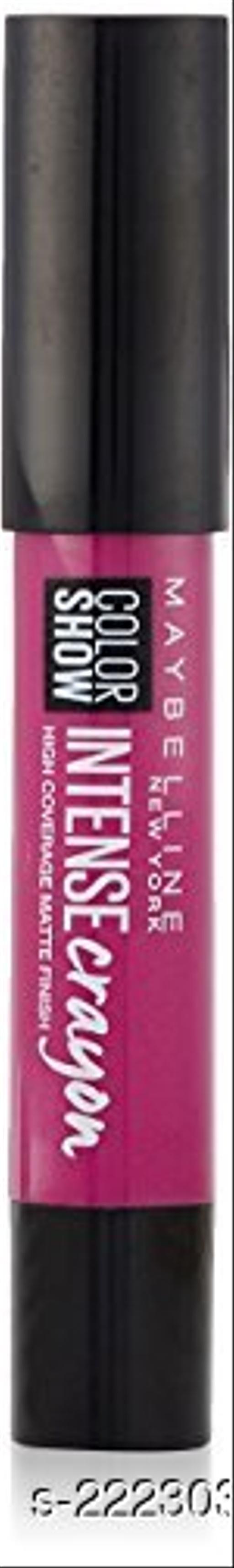 Maybelline New York Color Show Intense Lip Crayon, Mystic Mauve, 3.5g