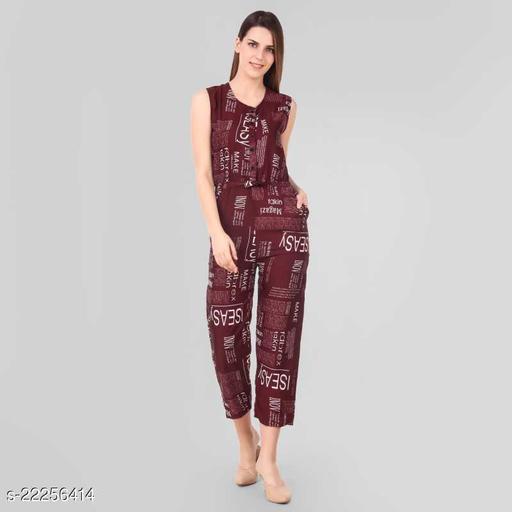Trendy Designer Women Jumpsuits