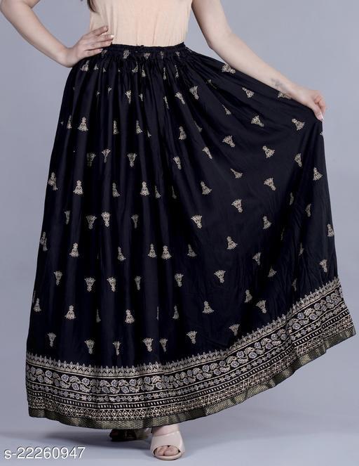 New Design Full Length Long Skirt for Girls & Women