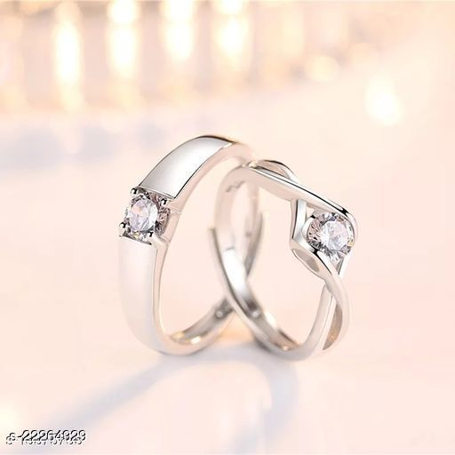 Sizzling Silver Plated Rings