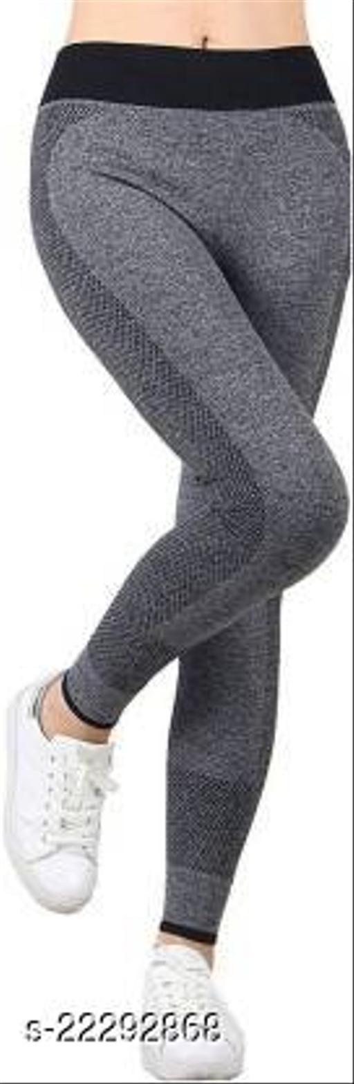 Burdy Women's fancy ankle length yoga legging