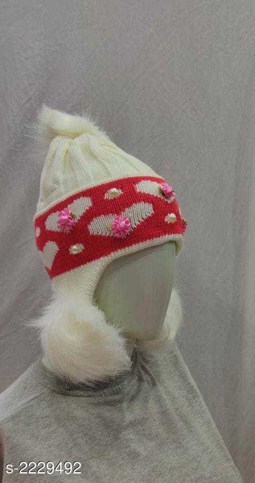 Trendy Woolen Caps
