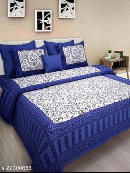 Elegant Attractive Bedsheets