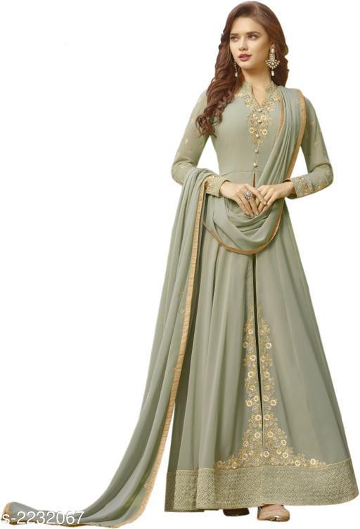 Georgette Suit & Dress Material
