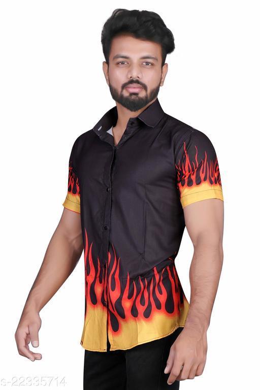 Partywear Men Shirts