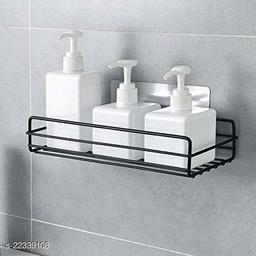 Kitchen Bathroom Wall Shelf Shelves Soap Holder Storage Box Shower Rack Shelf, Bathroom Stands and Racks bathroom organizer rack corner shelf bathroom