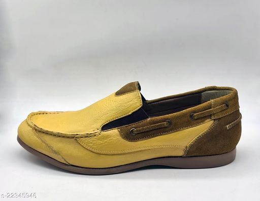 Men Leather Loafer
