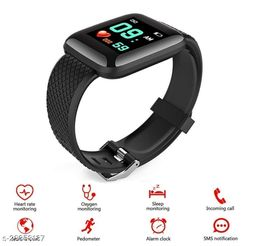 ID116-SPL1 Fashion Smart Fitness Band, Activity Tracker, Calories Count, Reminder, Masagess And Notifications Alert for Unisex