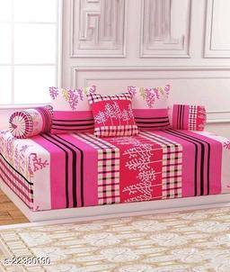 Elegant Attractive Diwan Sets