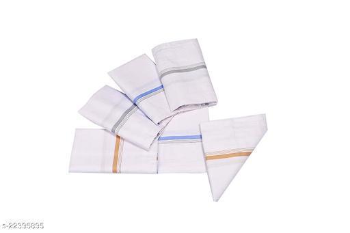 Men's Premium Cotton Full Size Handkerchief's