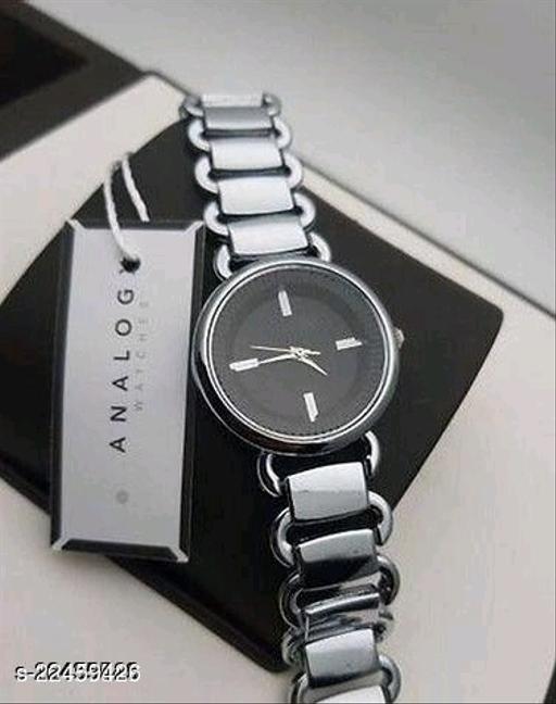 niva Crystal Tree Couple Print -Men Premium Quality Designer Fashion Wrist Analog Watch