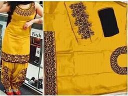 Lohri Special Cotton Embroidered Suits