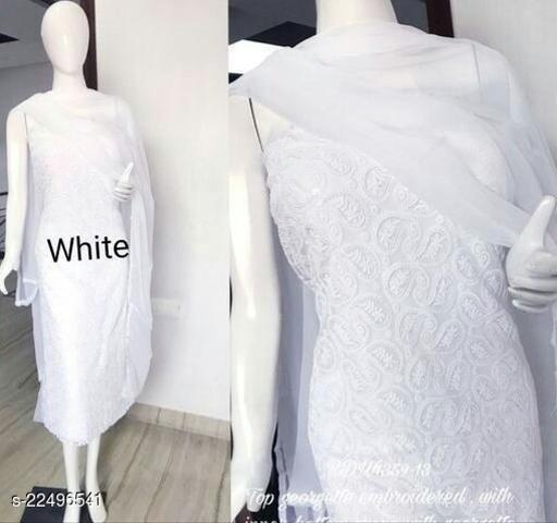 Alisha Refined Salwar Suits & Dress Materials