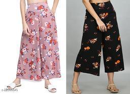 Fashionable Latest Women Palazzos