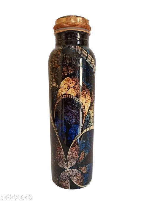 Use Full Trendy Copper Bottle
